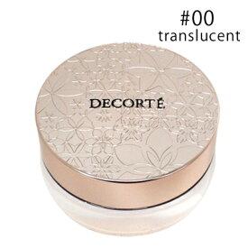 COSME DECORTE コスメデコルテ フェイスパウダー #00 translucent 20g