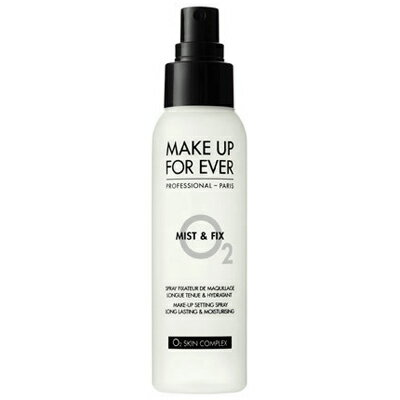 MAKE UP FOR EVER メイクアップフォーエバー ミスト&フィックス 125ml