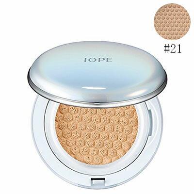 IOPE アイオペ エアクッションカバー 21号 バニラ SPF50+/PA+++ 30g 韓国コスメ