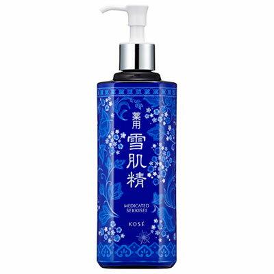 KOSE コーセー薬用 雪肌精 (ディスペンサー付ボトル)500ml