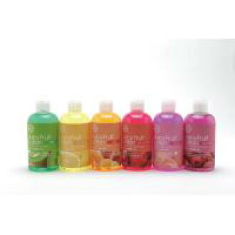 Juicy fruit lotion 250 ml 2 book set grape fruit