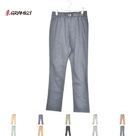 【 gramicci グラミチ 】 NN PANTS ( NEW NARROW PANTS ) ニュー ナロー パンツ メンズ イージーパンツ ウエストゴム レディース ユニセックス 男性 女性 男女兼用 0816-coj 0816-fdj