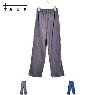 【TAUPタウプ】PIQUEROOMPANTSパイクルームパンツTAP0002イージーパンツmensladiesunisexメンズレディースユニセックス男性女性男女兼用