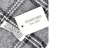【20FW】【フォックスフォード】ラムズウールスカーフFX0003【FOXFORD】LambswoolScarfレディースメンズユニセックスウールアイルランドマフラーストール