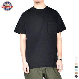 【 20ss 】【 グッドウェア 】 ポケット Tシャツ 【 GOOD WEAR 】 S/S POCKET TEE Ladies mens レディース メンズ 女性用 男性用 男女兼用 アメリカ製 STAY HOME