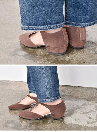 【20SS】【キャットワース】グリークサンダル【CATWORTH】GREEKSANDALレディース女性レザーシューズ靴ブラック