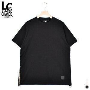 【 21SS 】【 ラストチャンス 】 ワイヤーテープ W-Dリング Tシャツ LC-0014 【 LAST CHANCE 】 WireTape w/D-R S/S T-Shirts 半袖 M L XL ホワイト ブラック ベージュ メンズ レディース ユニセックス 有刺鉄線