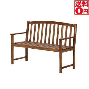 4月中旬入荷【送料無料】木製ベンチ 82064【ガーデニング】