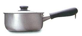 【全商品10%OFFクーポン8月5日限定】柳宗理ステンレス片手鍋18cm つや消し 蓋付き