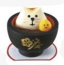デコレ コンコンブルもち猫本舗 もち猫 栗ぜんざいZCB-48606【DECOLE】【concombre】