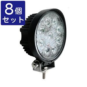 LED作業灯灯光器看板灯集魚灯作業灯27W駐車場灯広角型直流角形防水
