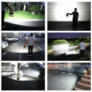 【全国送料無料】投光器led充電式30W3000lmCOBタイプコードレス投光器着脱バッテリー式充電池式2モード防災グッズ応急ライト緊急照明作業灯夜間作業ワークライト夜釣電池交換可(YC30-N)