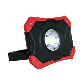LED投光器 充電式 30w 3600lm 防災グッズ 停電対策 応急ライト ポータブル投光器 小型 軽量 ledライト 明るい 頑丈 強力マグネット付き 高輝度 キャンプ 夜間照明 現場工事 スマホ充電対応 防水 持ち運び アウトドア 看板照明(YC-N8X)