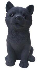 「横浜 お土産」クリンピア企画「犬(中)柴犬」[贈答用/ギフト/手土産/横浜炭物語/炭置物/消臭効果]