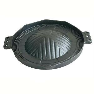 送料無料 鉄鋳物 焼肉ジンギスカン鍋29cm ※ガス火専用 【RCP】【3979】【CP】