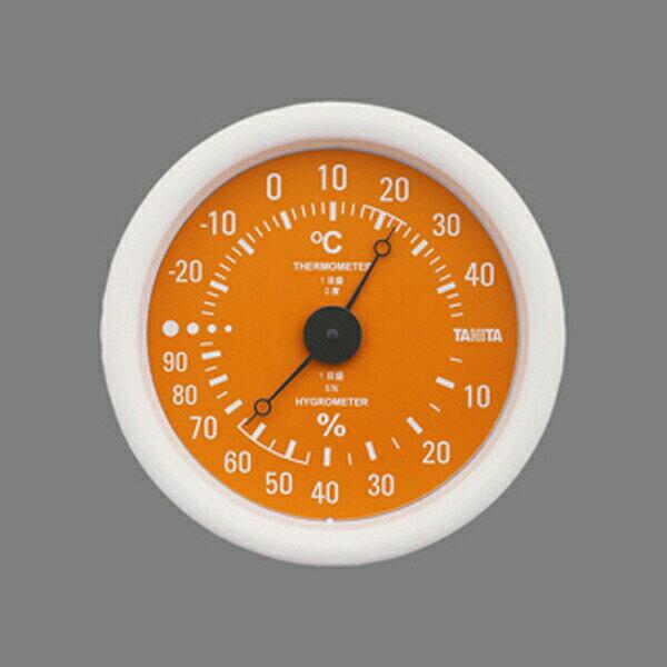 送料無料 TANITA タニタ 温度計 温湿度計 TT-515 オレンジ 【RCP】【TT-515-OR】【CP】