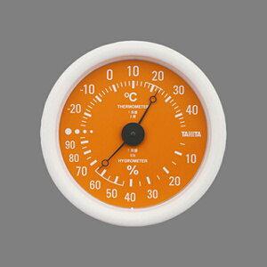 TANITA タニタ 温度計 温湿度計 TT-515 オレンジ 【RCP】【TT-515-OR】