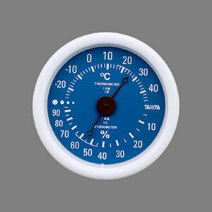 TANITA タニタ 温度計 温湿度計 TT-515 ブルー 【RCP】【TT-515-BL】