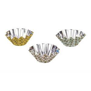 ラフィネ アルミ箔マドレーヌ焼型ミニ花型15枚入 パール金属 【RCP】【D-6135】【T】