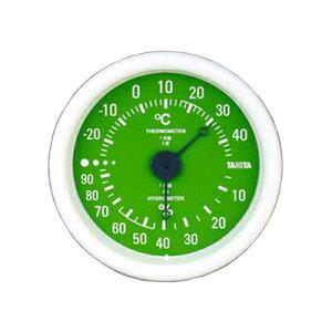 TANITA タニタ 温度計 温湿度計 TT-515 グリーン【RCP】【TT-515-GR】