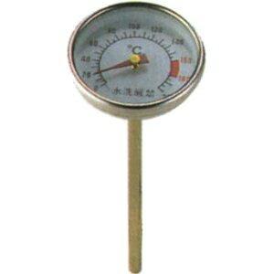 送料無料 スモーカー用温度計 CAPTAIN STAG パール金属 【RCP】【M-9499】【CP】