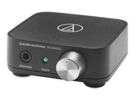 【中古】audio-technica USBヘッドホンアンプ ハイレゾ音源対応 AT-HA40USB