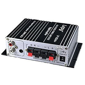【中古】Lepy デジタルアンプ LP-2024A + Tripath TA2024 + 12V 5Aアダプター付属