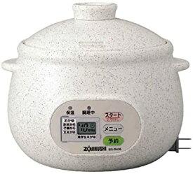 【中古】ZOJIRUSHI 粥茶屋 おかゆメーカー EG-BA06
