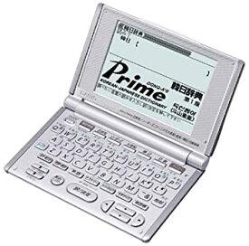 【中古】CASIO Ex-word XD-H7600 電子辞書 英語/韓国語