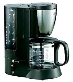 【中古】ZOJIRUSHI コーヒーメーカー 珈琲通 (カップ約1から6杯) ステンレスブラウン EC-AJ60-XJ