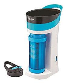 【中古】Oster 【ワンタッチでマグボトルにコーヒーを抽出】 コーヒーメーカー マイブリュー ブルー BVSTMYB-BL-040