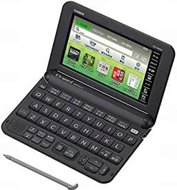 【中古】カシオ 電子辞書 エクスワード 高校生モデル XD-Y4800BK ブラック コンテンツ170