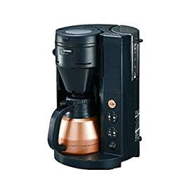 【中古】象印 コーヒーメーカー ブラックZOJIRUSHI 珈琲通 EC-RS40-BA