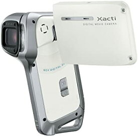 【中古】SANYO 防水デジタルムービーカメラ Xacti (ザクティ) DMX-CA8 ホワイト DMX-CA8(W)