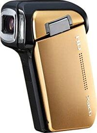 【中古】SANYO ハイビジョン デジタルムービーカメラ Xacti (ザクティ) DMX-HD800 ゴールド DMX-HD800(N)