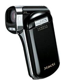 【中古】SANYO デジタルムービーカメラ Xacti CG110 ブラック DMX-CG110(K)