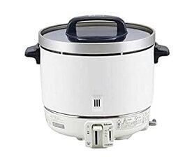 【中古】アズワン パロマ ガス炊飯器(内釜フッ素樹脂加工)PR-403SF LP/61-6666-80