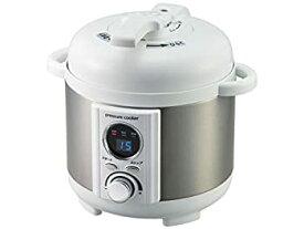 【中古】AL COLLE(アルコレ) 電気圧力鍋1.2L ホワイト LPCT12W