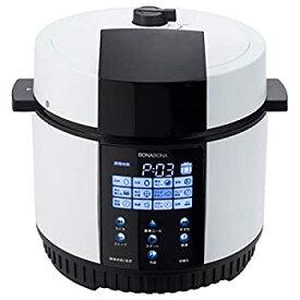 【中古】CCP シーシーピー 電気圧力鍋(1.8L) ホワイト BD-PC71-WH