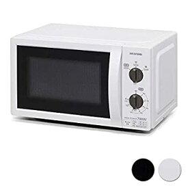 【中古】アイリスオーヤマ 電子レンジ 17L ターンテーブル ホワイト 50Hz/東日本 IMB-T176-5