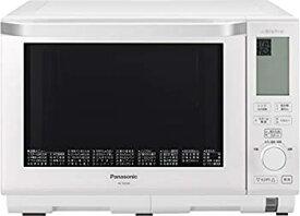 【中古】パナソニック スチームオーブンレンジ ビストロ 26L ヘルツフリー ホワイト NE-BS606-W