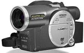 【中古】HITACHI DVDビデオカメラ DZ-M8000V6