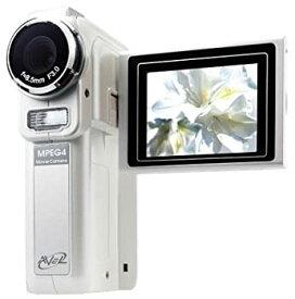 【中古】I-O DATA デジタルムービーカメラ AVMC321-W
