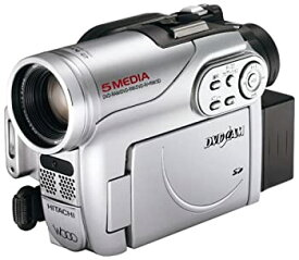 【中古】HITACHI DVDビデオカメラ DVDカム Wooo DZ-GX3200