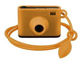 【中古】GREEN HOUSE ミニデジタルトイカメラ(30万画素) ポップ オレンジ GH-TCAM30PO