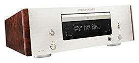 【中古】marantz マランツ CDプレーヤー 高音質ヘッドフォンアンプ内蔵 シルバーゴールド HD-CD1/FN