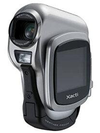 【中古】SANYO デジタルムービーカメラ Xacti DMX-CA6 シルバー (生活防水)