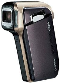 【中古】SANYO ハイビジョン デジタルムービーカメラ Xacti (ザクティ) DMX-HD700 ブラウン DMX-HD700(T)