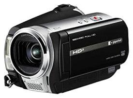 【中古】TOSHIBA フルハイビジョンビデオカメラ gigashot (ギガショット) GSC-A40F (HDD40GB)