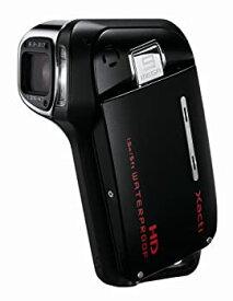 【中古】SANYO ハイビジョン 防水デジタルムービーカメラ Xacti (ザクティ) DMX-CA9 ブラック DMX-CA9(K)
